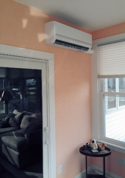 Ductless Mini Interior